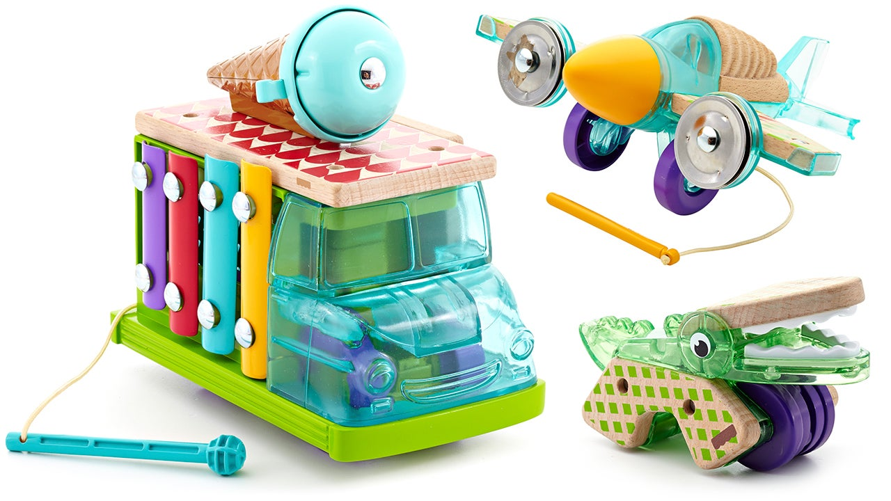 fisher-price's gorgeous new wooden toy line will make you