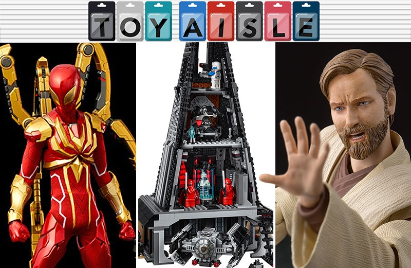 Star Wars, Spider-Man, And Game Of Thrones Collide In The Best Toys Of The Week