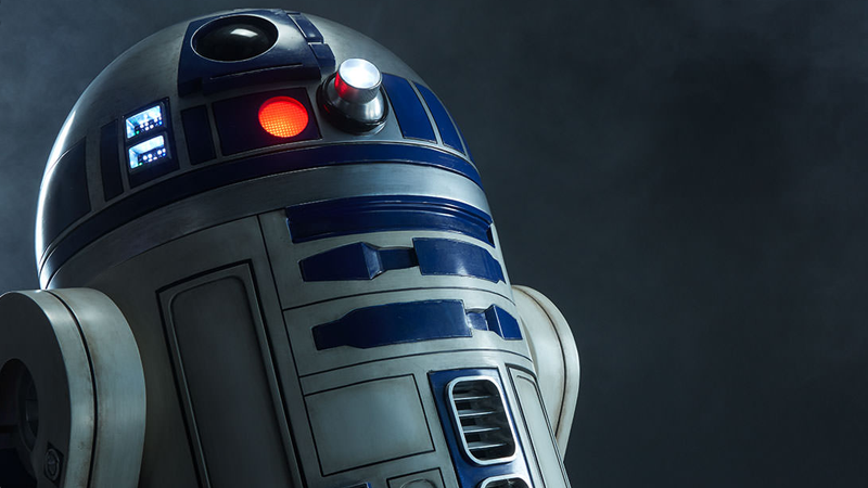 For $9700, This Life Sized R2-D2 Should Probably Do More Than Just Sit There