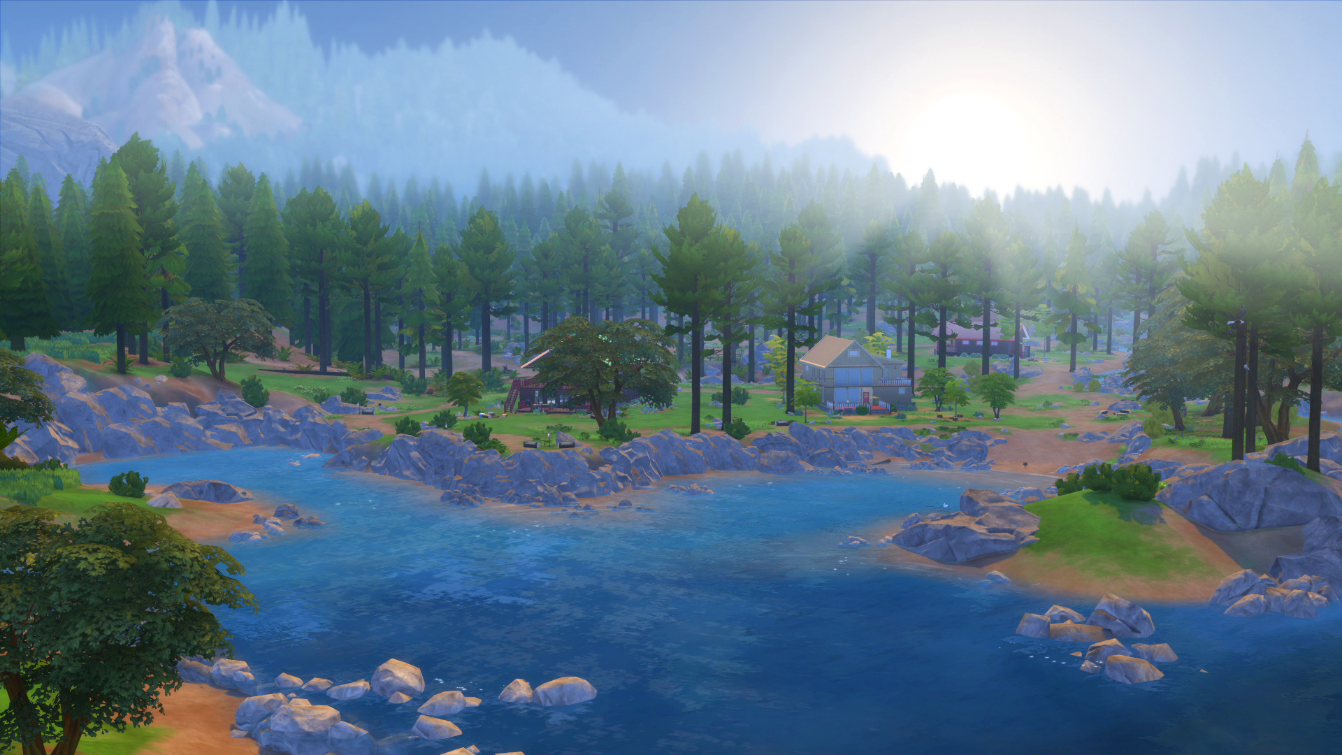 The Sims 4 Is Getting An Outdoorsy 'Game Pack' Next Month