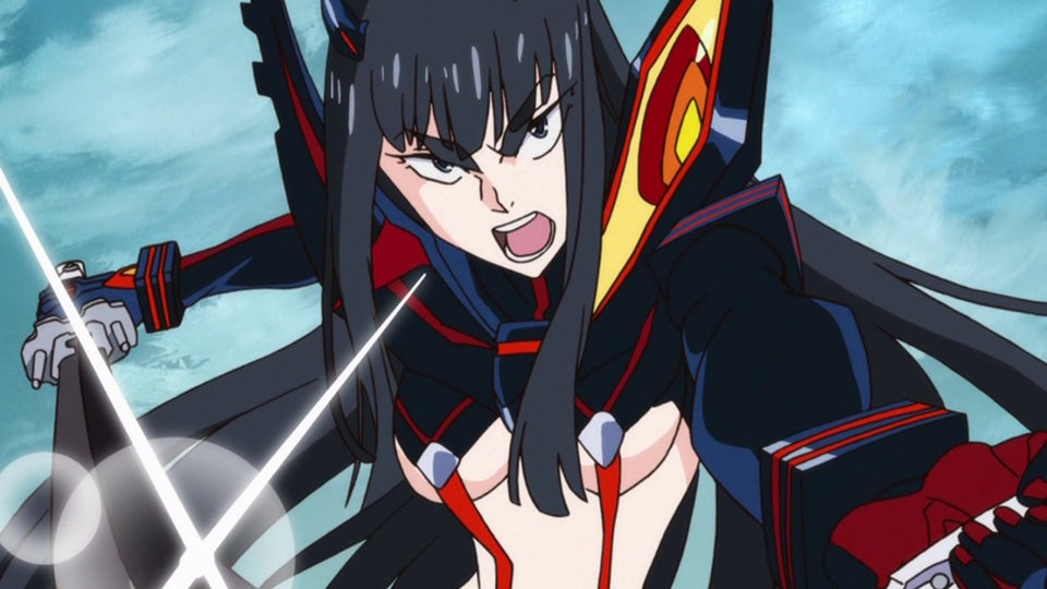 Kill la Kill Is a Rare Breed of Anime