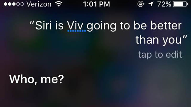 Siri Creator Demos New AI That Doesn't Suck This Time