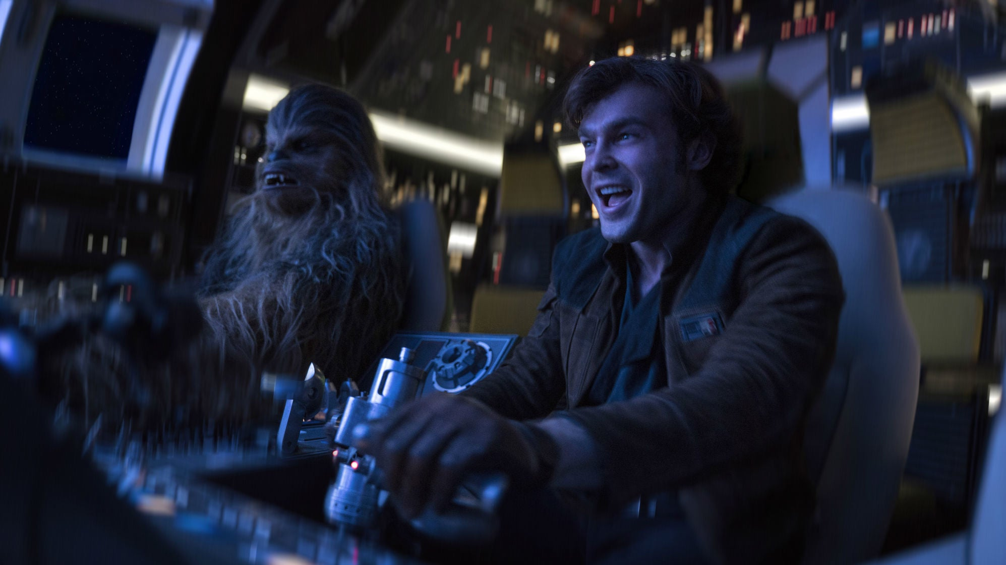 The Deleted Scenes Of Solo: A Star Wars Story, Ranked