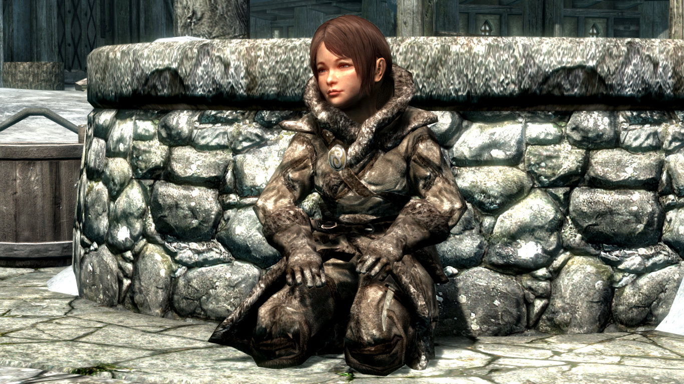 Skyrim Modder Wants You To Know Their Child Killing Mod Is The Best
