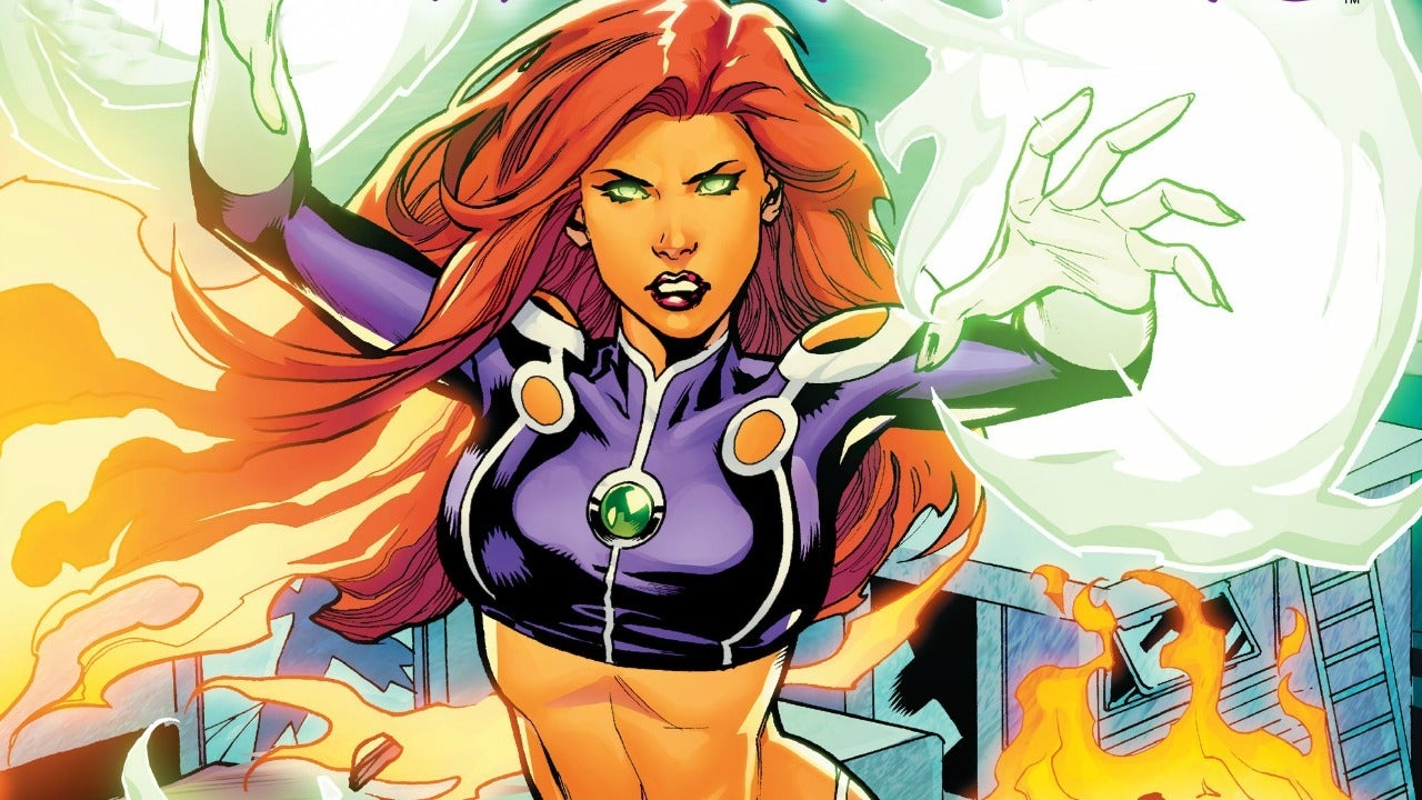 DC's Live-Action 'Titans' Just Cast Anna Diop To Play Starfire