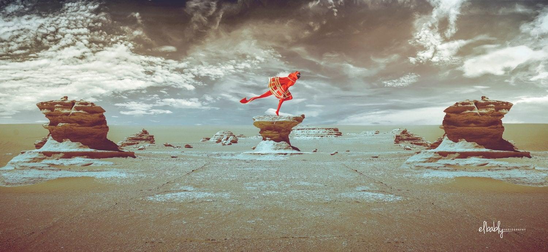 Fantastic Force Awakens, Journey Cosplay Needed An Actual Desert