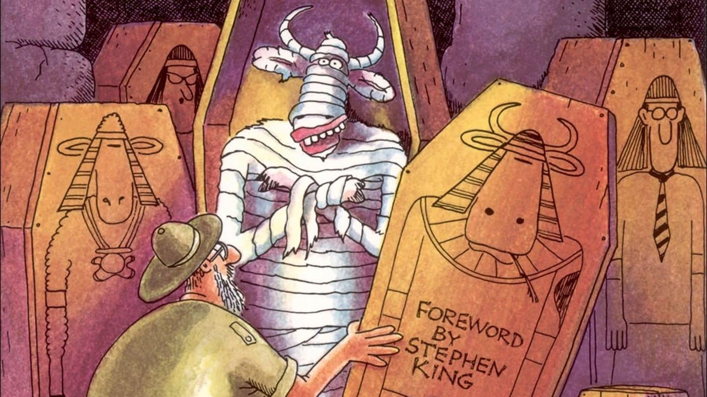 The Far Side Has A New Official Home For Some Of History's Most Surreal Comics