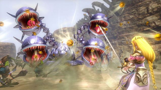 Hyrule Warriors: The Kotaku Review