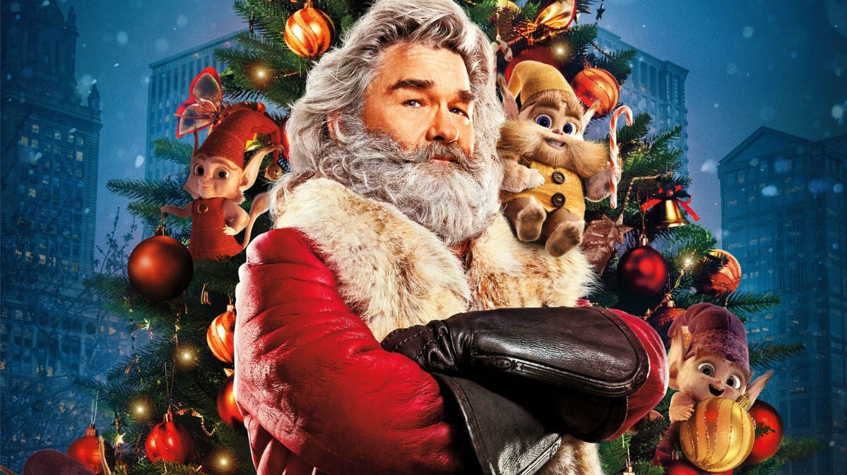 OMG, The Trailer For Kurt Russell's Santa Claus Movie Is Finally Here