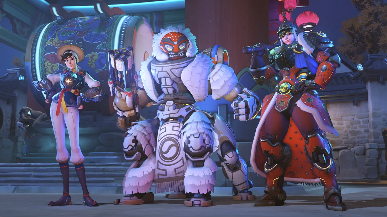 Overwatch's New Skins Are Based On Historic Figures