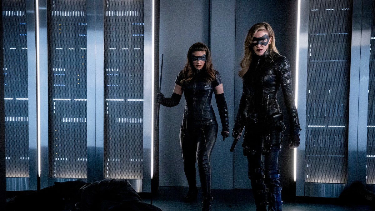 Arrow May Be Getting A Female-Focused, Birds Of Prey-ish Spin-Off