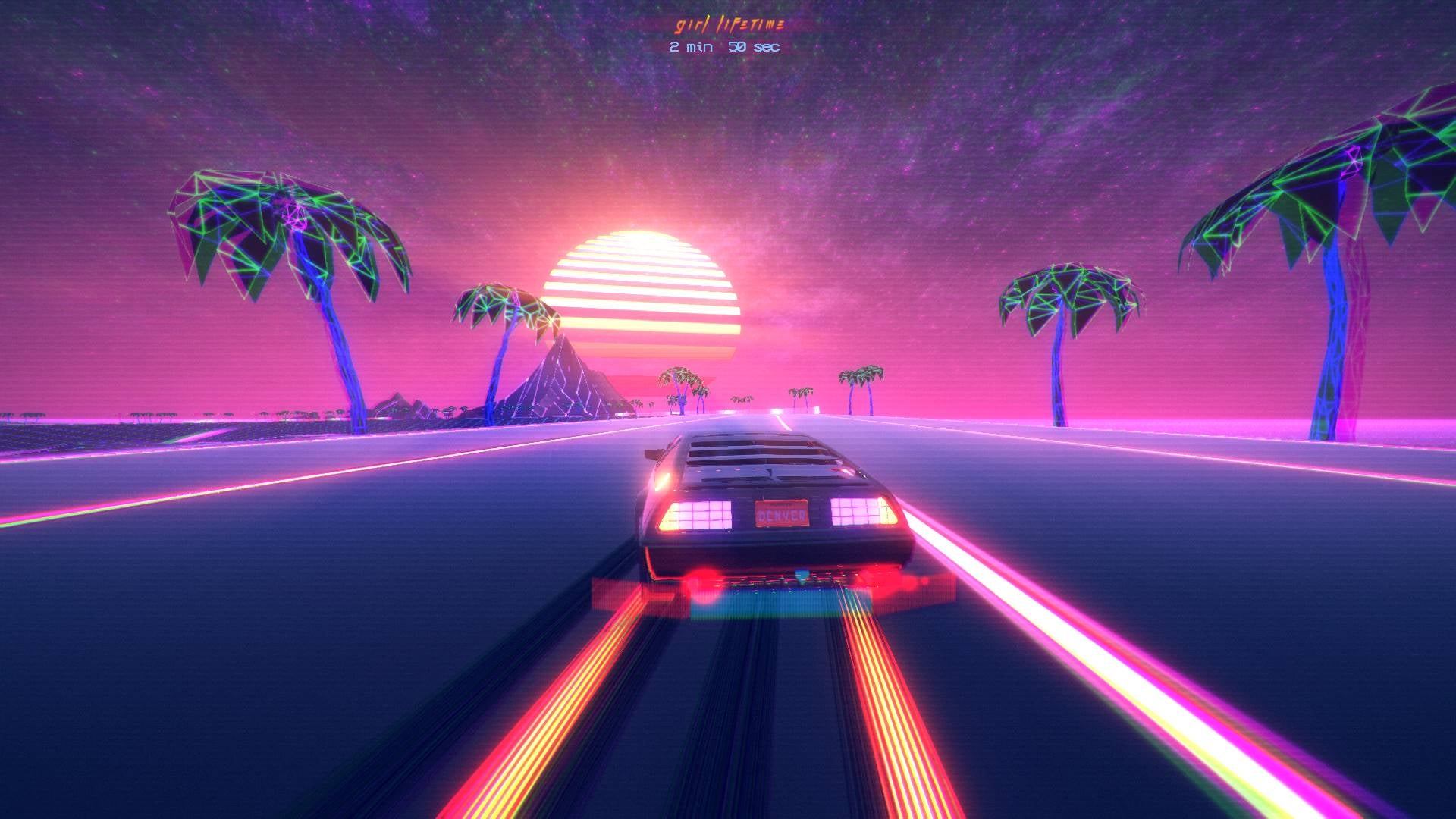 Popular Driving Game OutDrive Just Isn't Very Good