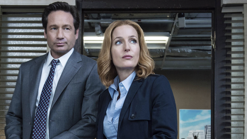Chris Carter Doesn't Think There's A Future For X-FilesWithout Gillian Anderson