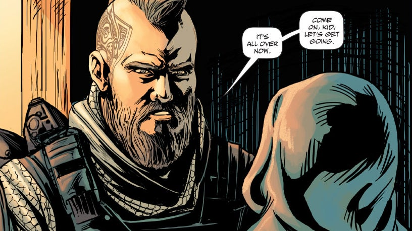FreeCall Of Duty: Black Ops 4 Comics Are Pretty Great