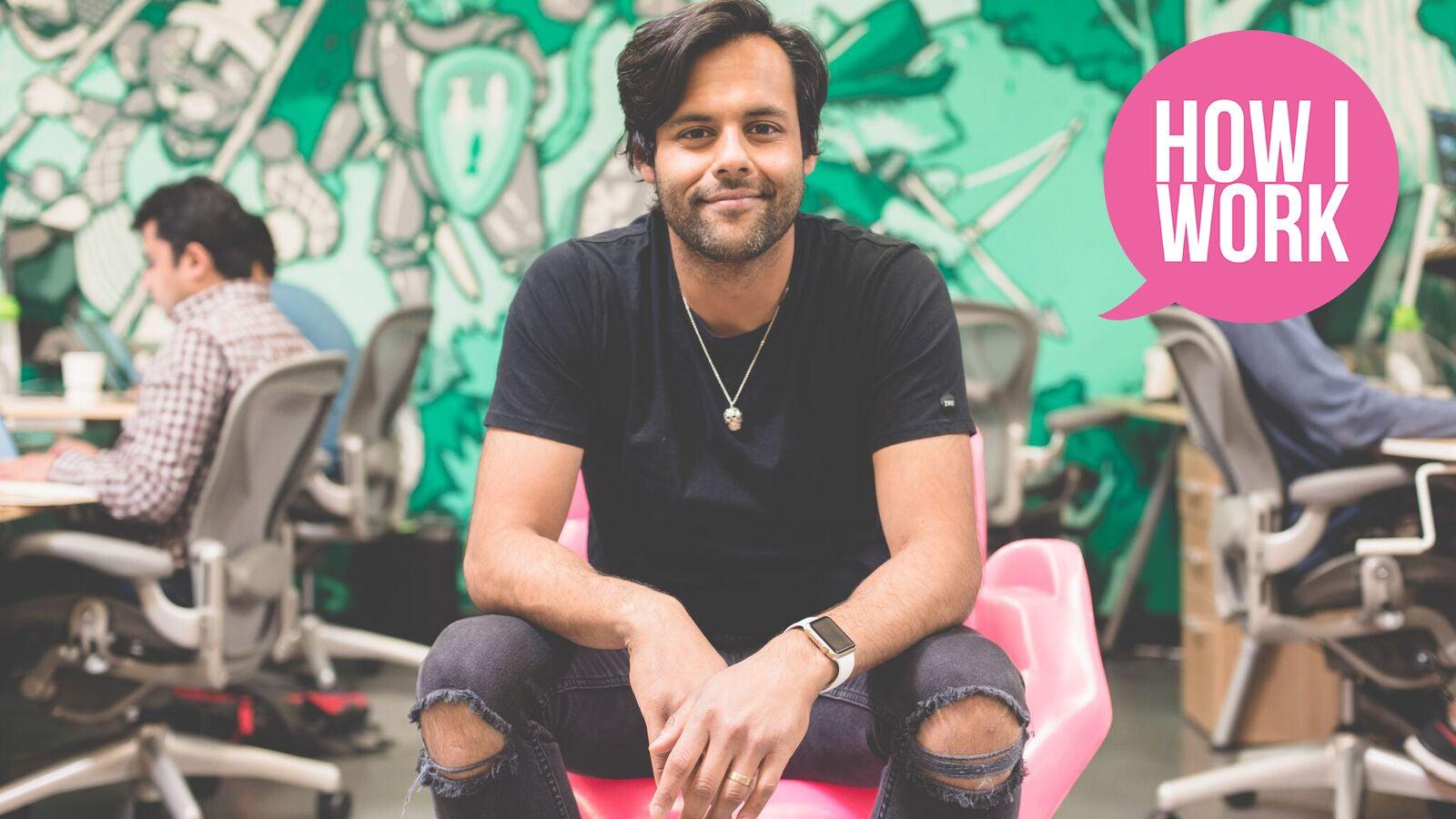 I'm Baiju Bhatt, Robinhood CEO, And This Is How I Work