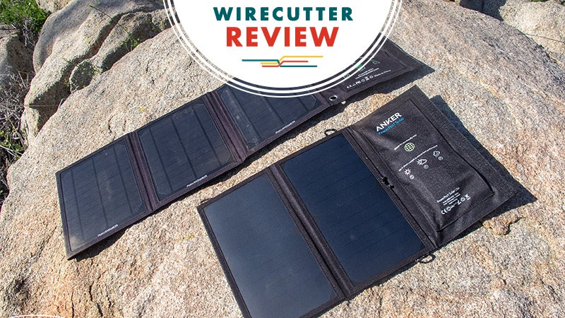 The Best Solar-Powered USB Chargers
