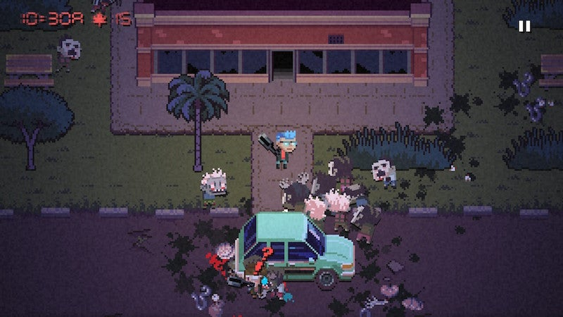 Death Road To CanadaMakes Driving And Zombies Fun