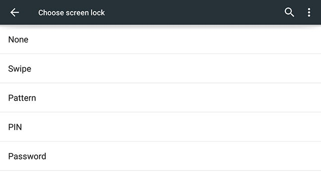 Keep Your Sensitive Info Off the Lock Screen in Android Lollipop