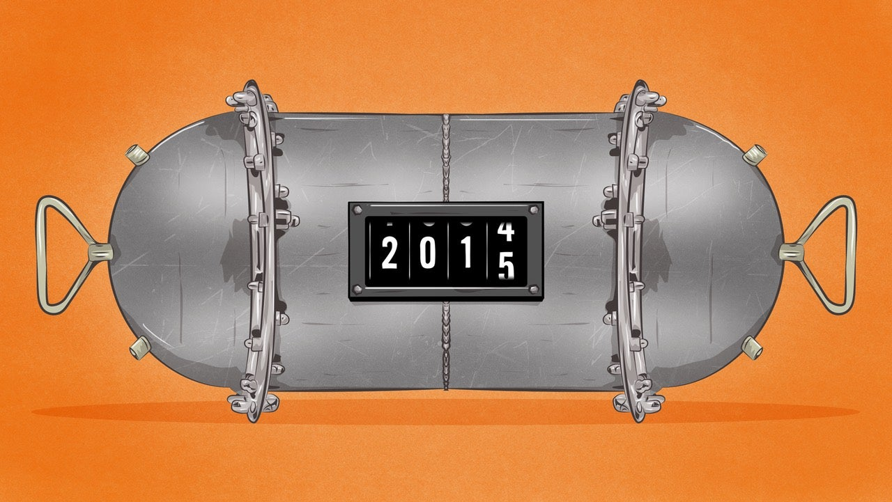 The 10 Best Time Capsules Opened In 2015