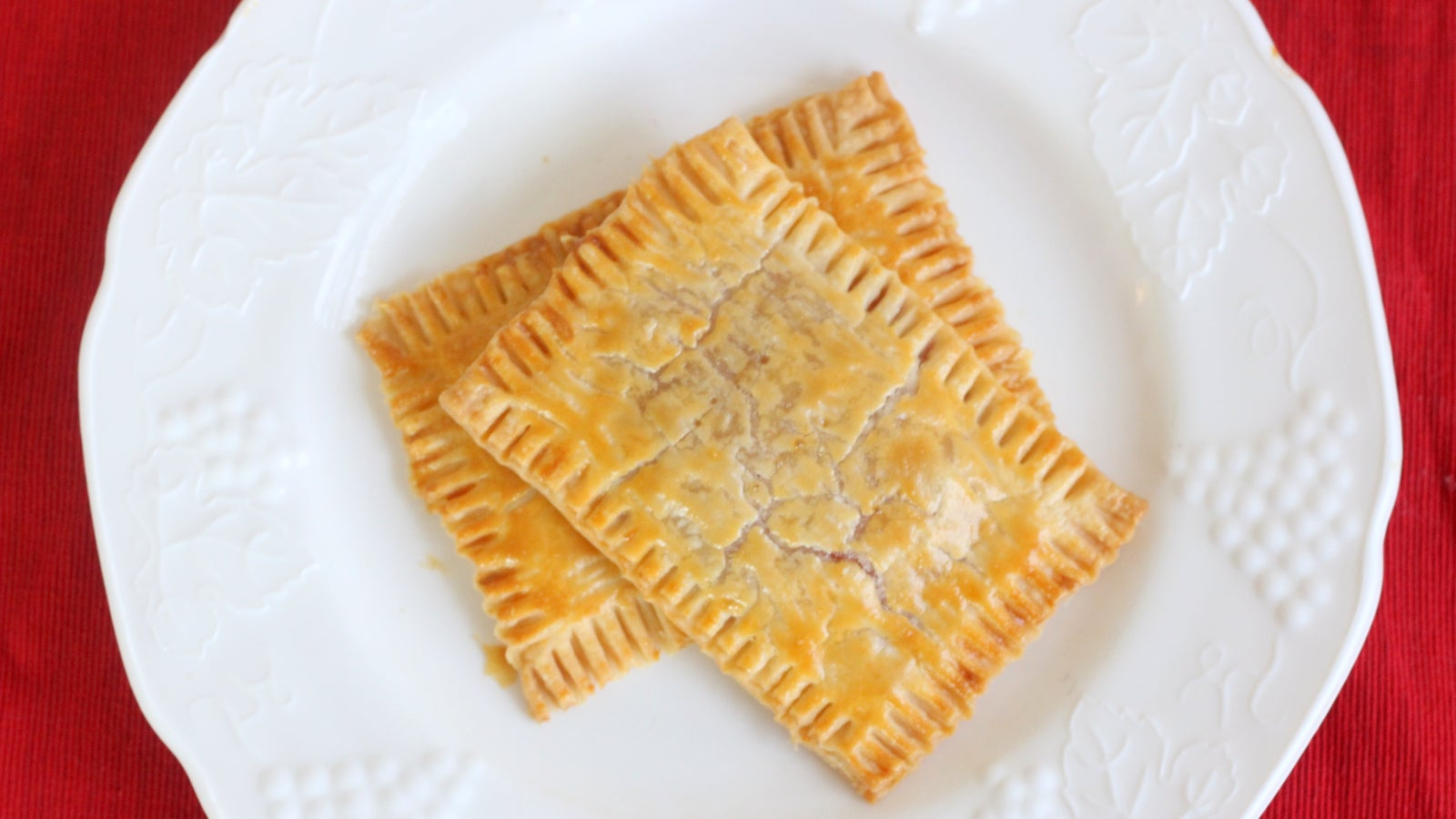 Make And Freeze Cranberry Toaster Pastries For Christmas Morning