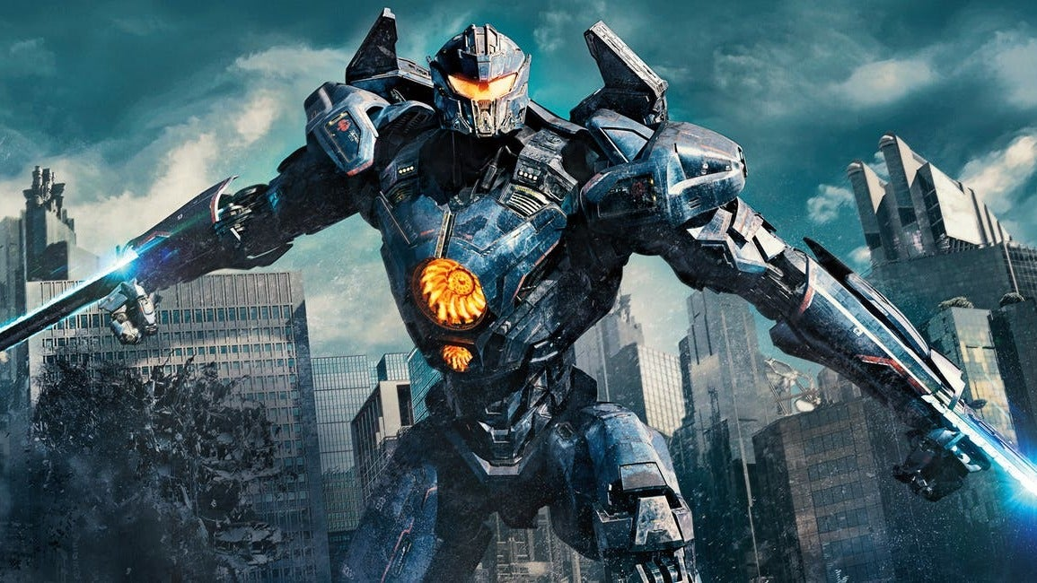 Netflix Is Making A Pacific Rim Anime Series