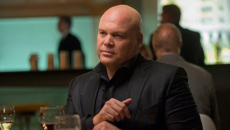 Vincent D'Onofrio Just Really Loves Marvel