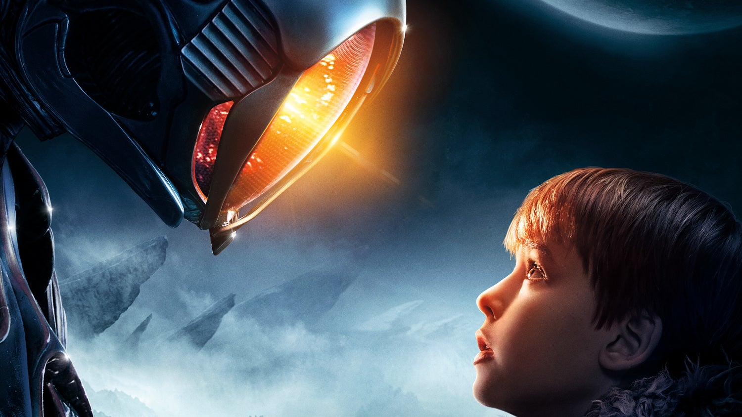 The NewLost In Space Robot Is An Alien, And Possibly A Woman?