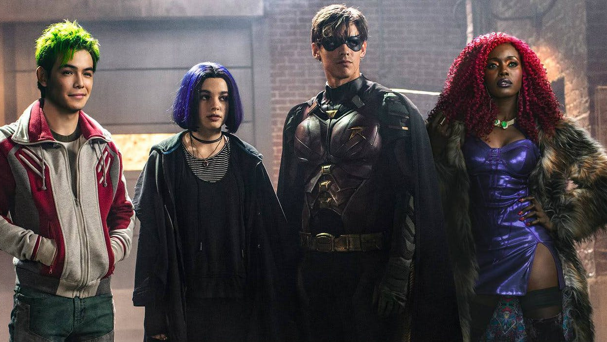 Dick Grayson Meets His Replacement In This Short, Delightful Clip From Titans