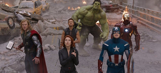 Superfan Edited Marvel Superhero Movies Into Chronological Order