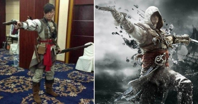 Chinese TV Show Ridiculed for Ripping Off Assassin's Creed
