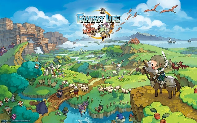 Fantasy Life Is The Best To-Do List I've Ever Played