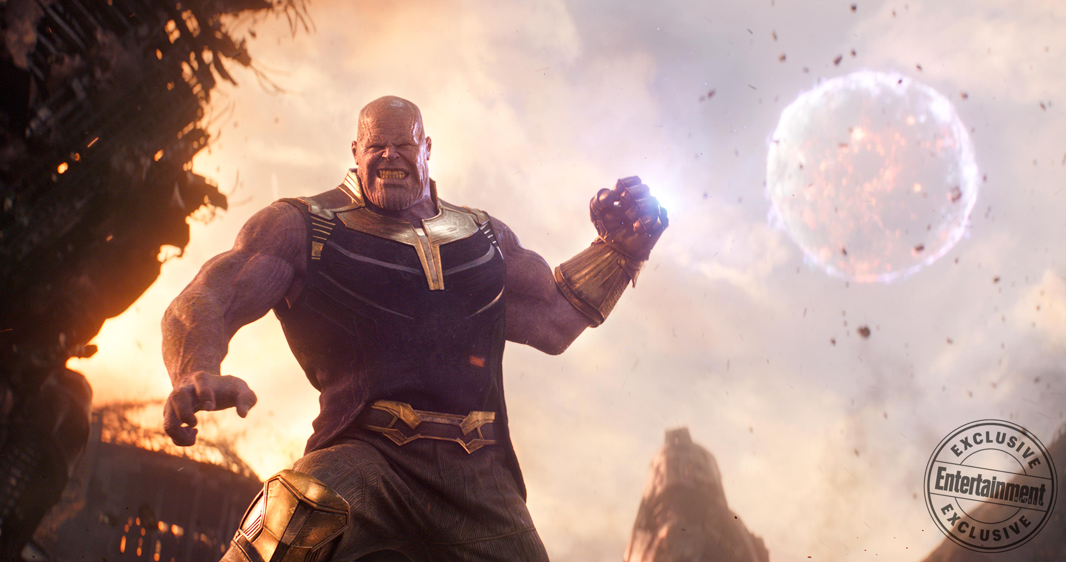 Avengers: Infinity War's Big Battle Will Take Place Somewhere We Didn't Expect