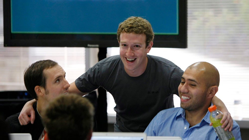Facebook Says It Won't Help With Hypothetical 'Muslim Registry'