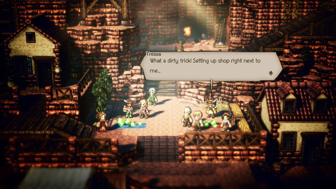 Community Review: Octopath Traveller