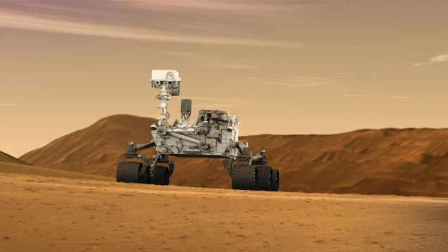 How the Search for Life on Mars Could Be Dooming Itself by Accident