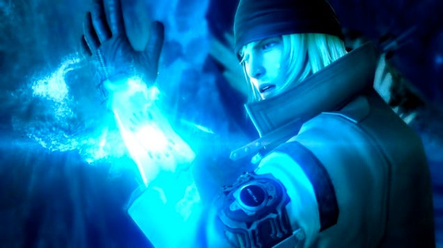 Final Fantasy XIII Is Coming To PC