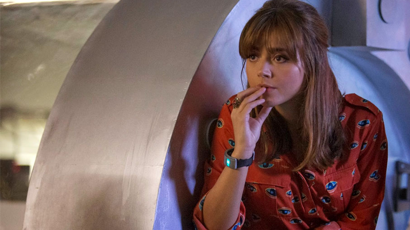 We Might Not Have Heard The Last OfDoctor Who'sClara Oswald