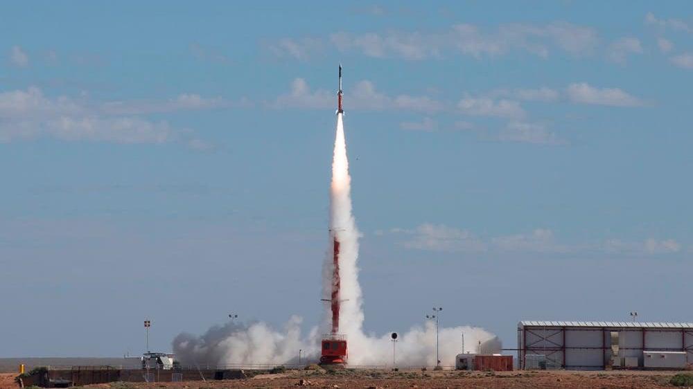Australian Hypersonic Test Flight Reaches Mach 7.5