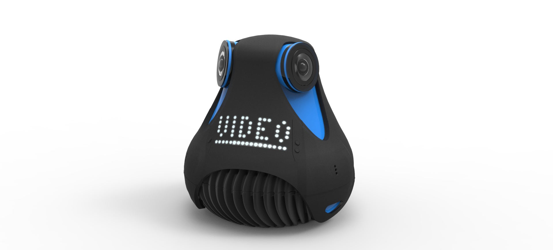 giroptic 39 s egg shaped 360cam captures perfect hd video spheres gizmodo australia. Black Bedroom Furniture Sets. Home Design Ideas