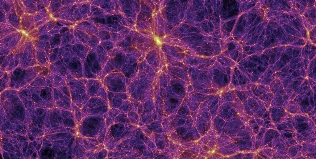 Scientist find that 80 per cent of all light in the Universe is missing