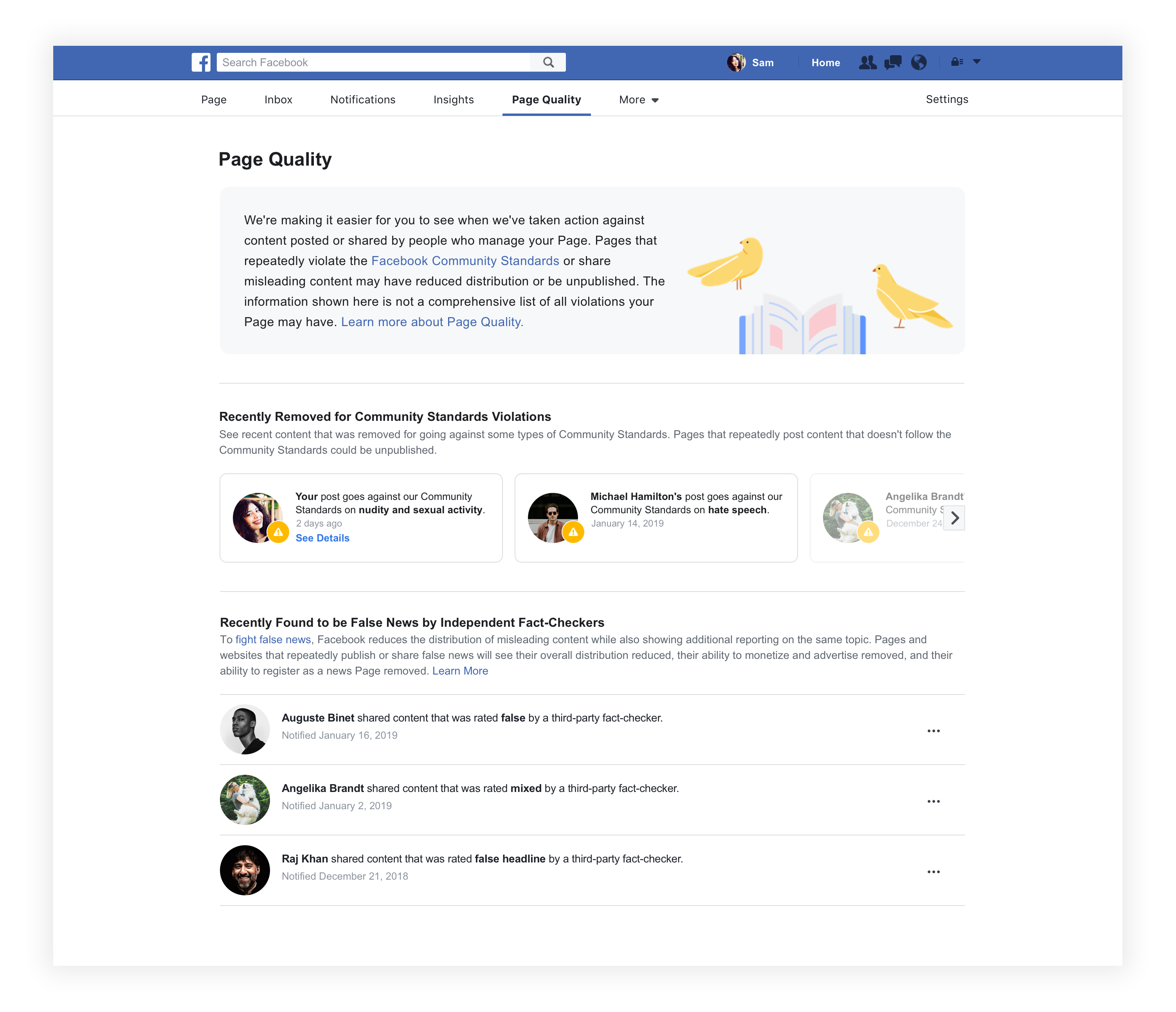 Facebook Announces New Policies Aimed At Axing Pages And