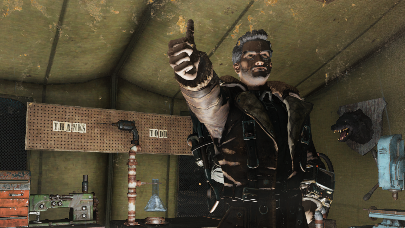 Fallout 76 Player Completes New Raid, Earns Useless Drill
