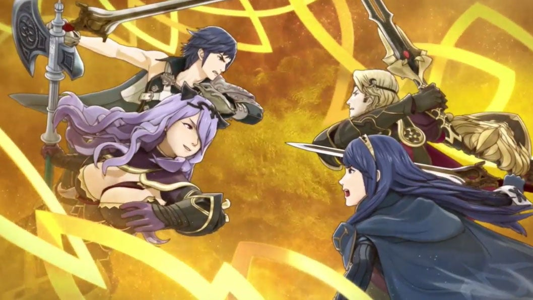 Fire Emblem: Heroes Is A Collectable Character Strategy Game For iOS And Android