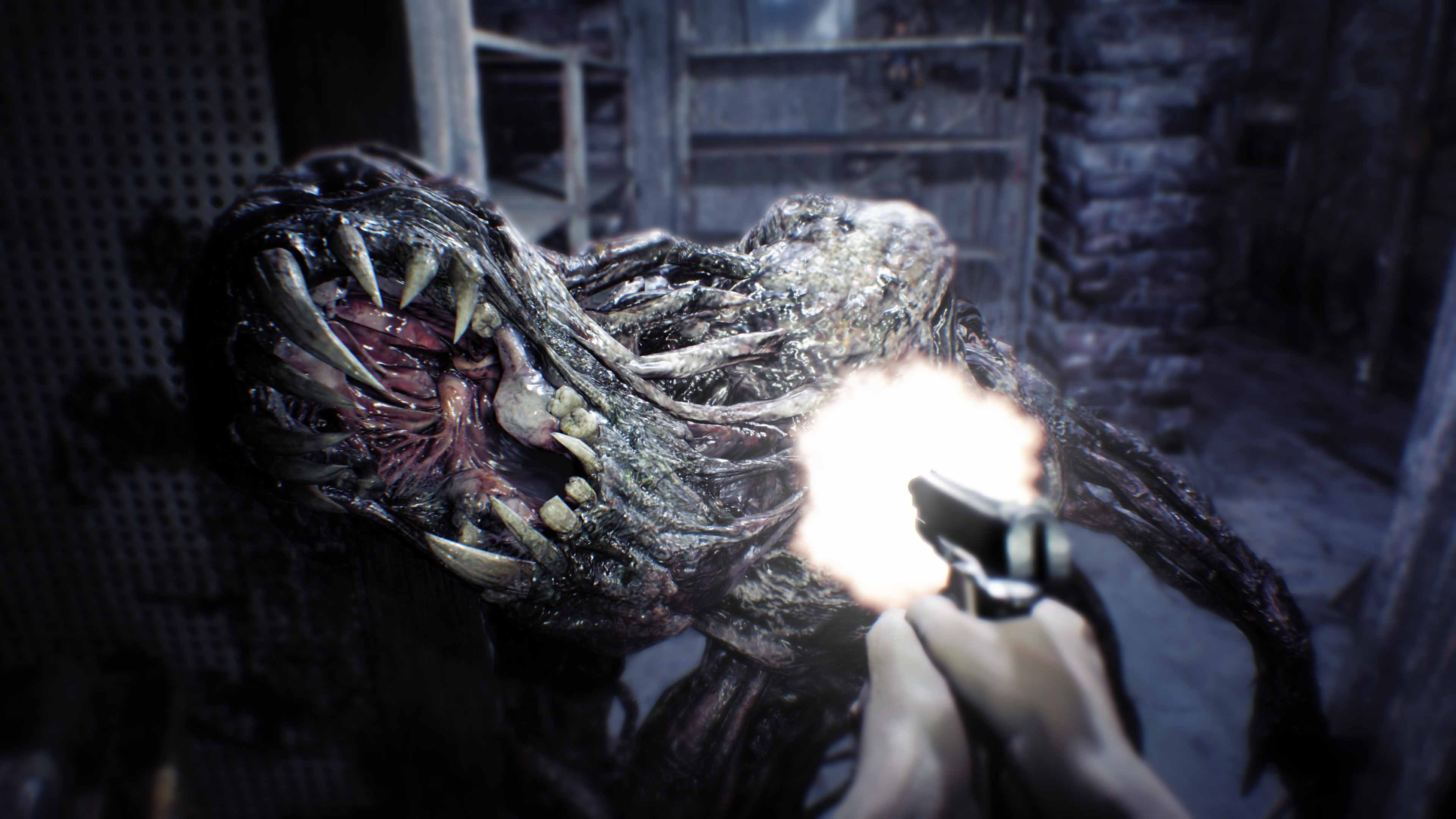 Players Are Already Fearlessly Speedrunning Resident Evil 7
