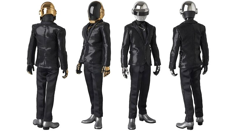 At Least Random Access Memories Means We Get New Daft Punk Figures