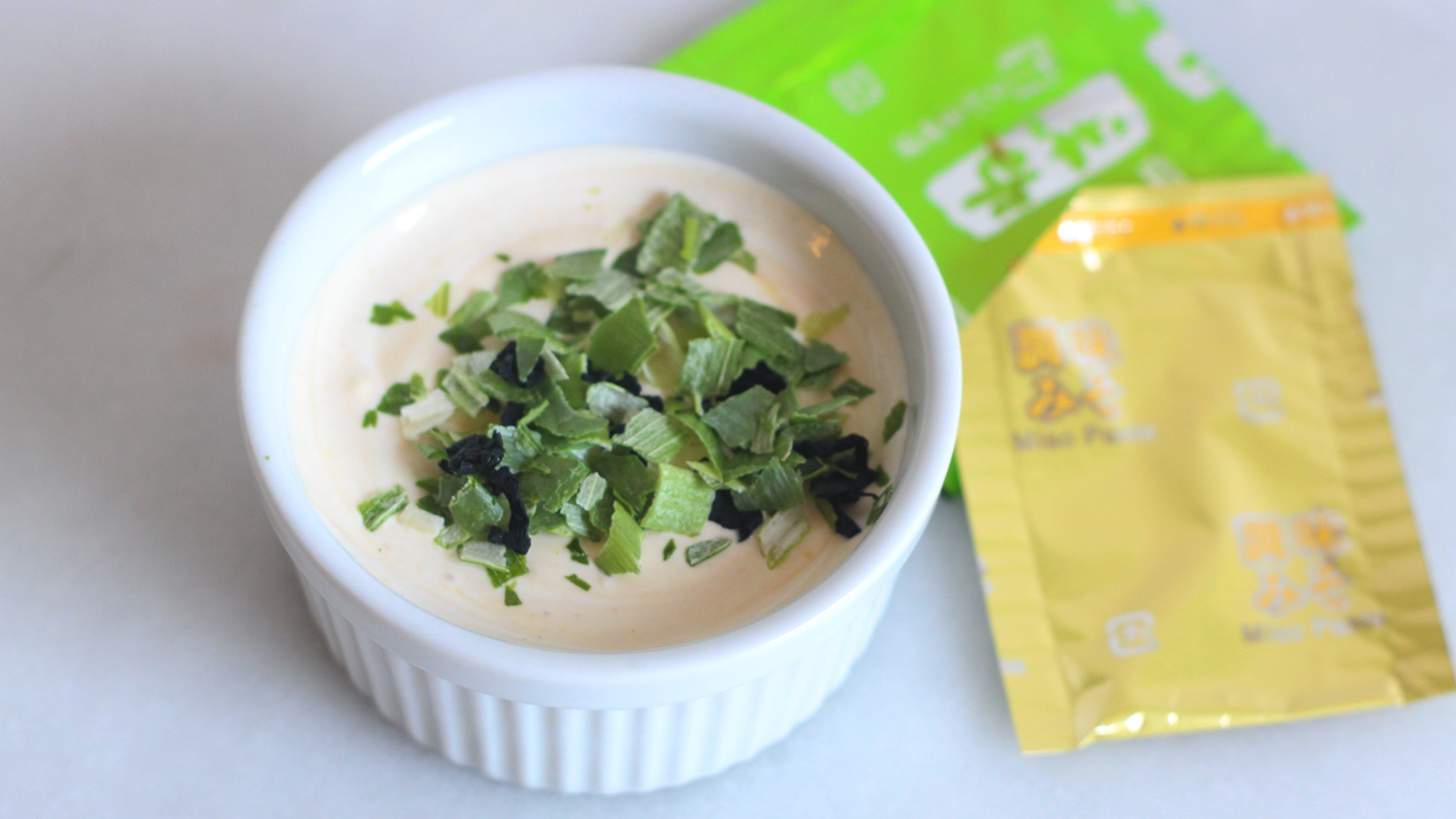 Make A Quick, Easy Dip With Instant Miso Soup