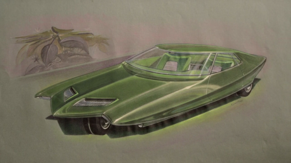 Remembering Car Design's Golden Age Through The Eyes of Its Designers