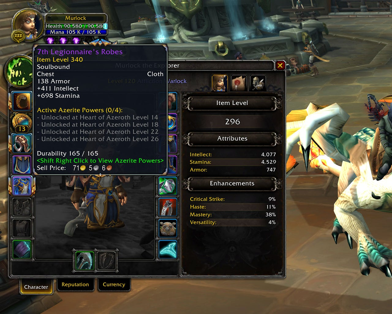 World Of Warcraft's New Warfronts Aren't Great, But The Loot