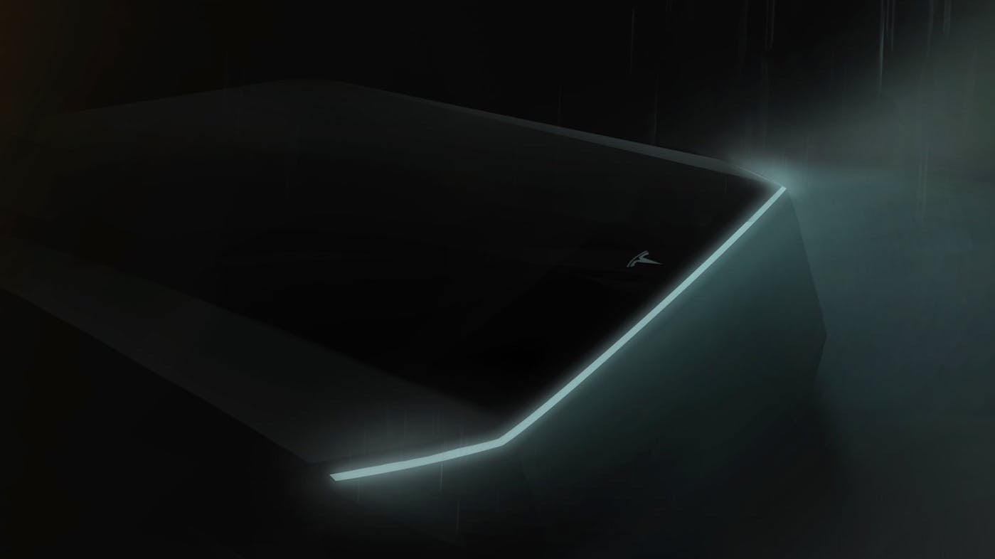 The Tesla Truck Will Launch On November 21 In Los Angeles Because Elon Musk Loves Blade Runner