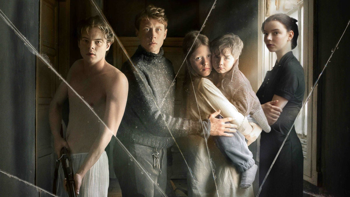 Four Orphans Move Into A Haunted House In The Trailer For Marrowbone